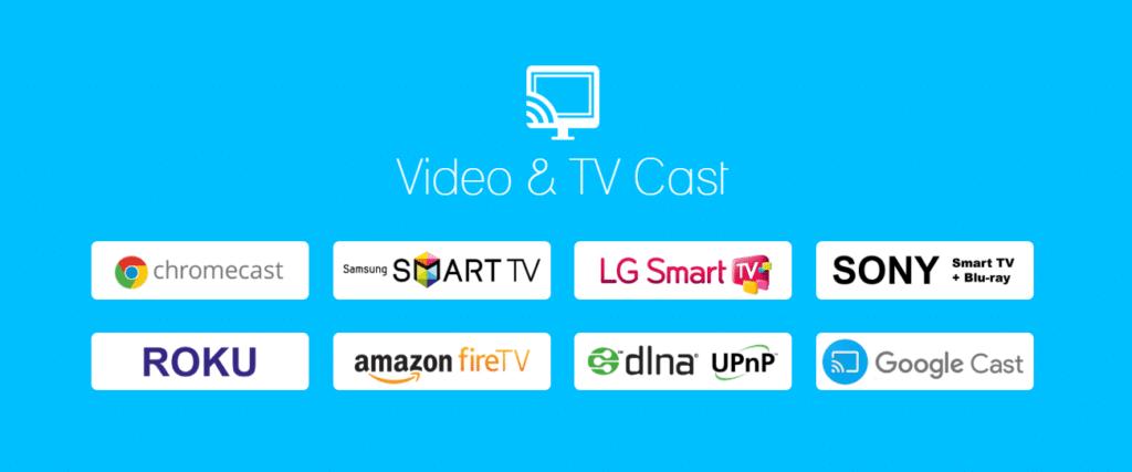 Video TV Cast 1