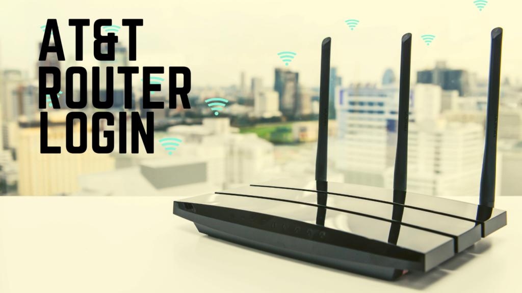 ATT Router Login