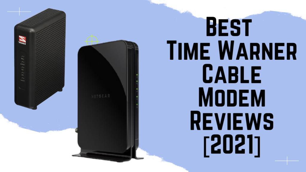 Time Warner Cable Modem Compatible