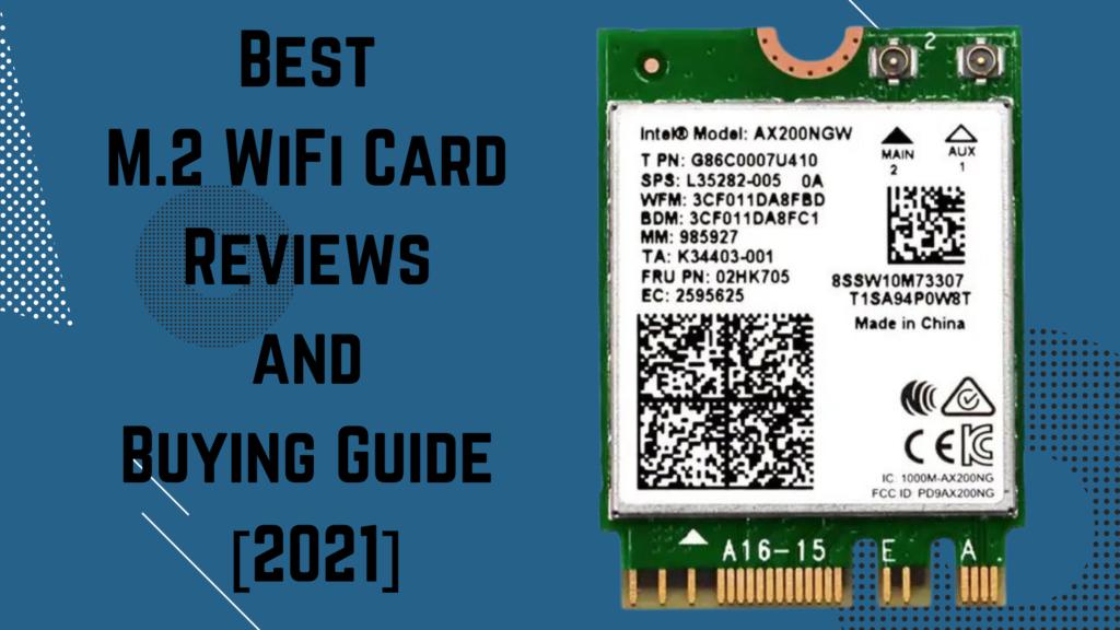 best m.2 wifi card