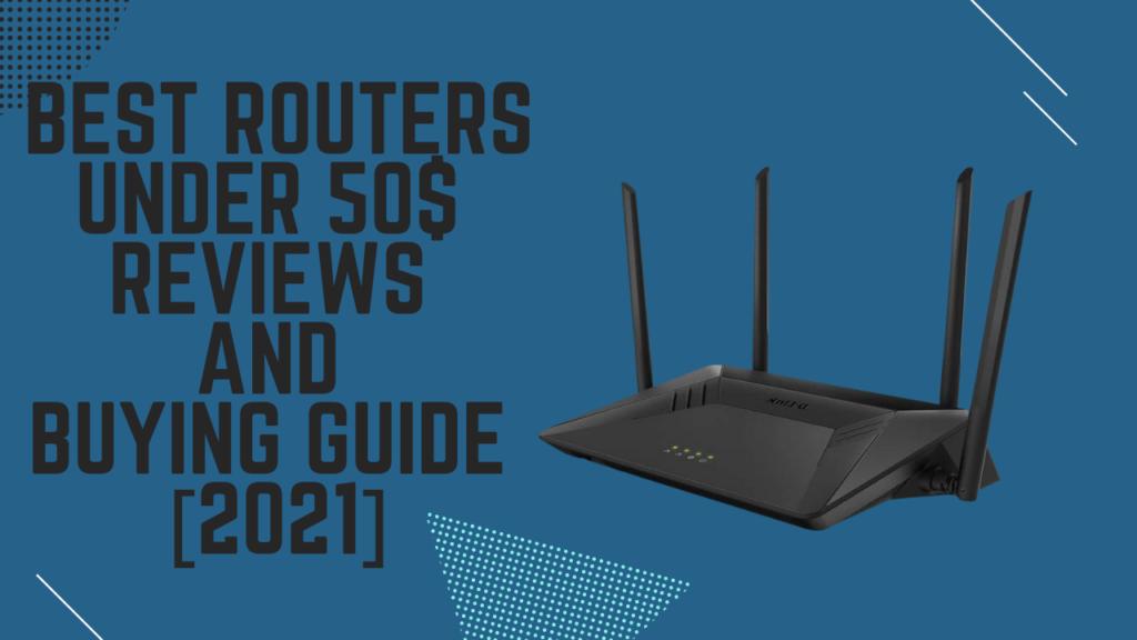 best routers under 50