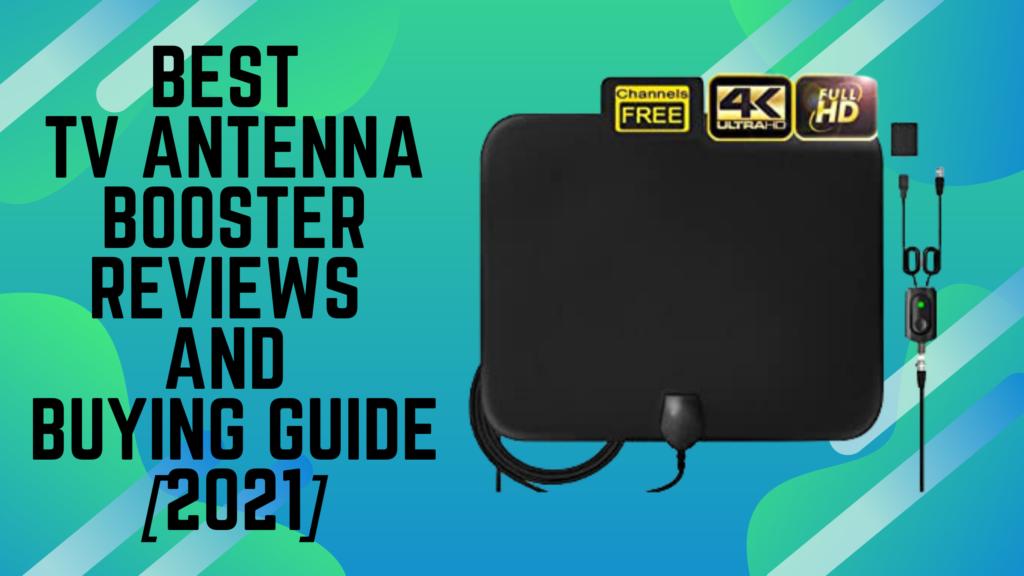 Best Tv Antenna Booster